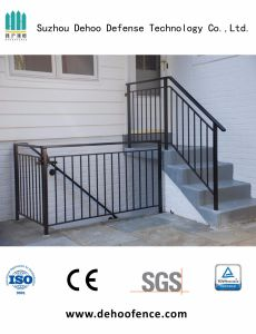 Easy Assembled Galvanized Anti-Proof Security Stair Fencing for House pictures & photos