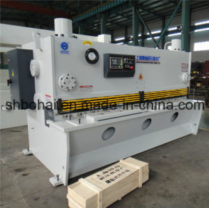 Mechanical Shearing Machine, Hydraulic Shearing Machine (QC12Y 8 X 4000) pictures & photos