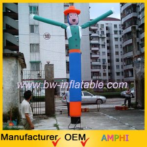 2015 Top Sale Fancy Wierd Inflatable Advertising Sky Air Dancer