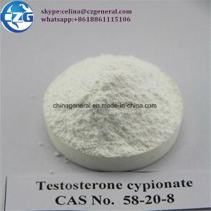 Test Cypionate Anabolic Steroid Powder Testosterone Cypionate CAS: 58-20-8 pictures & photos