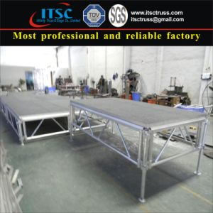 4X8FT Aluminum Mobile Stage Equipment pictures & photos