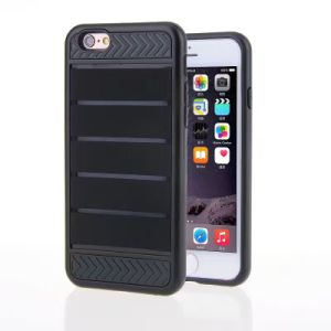iPhone 7 Newest Double Protective Kickstand Card Insert Phone Case pictures & photos