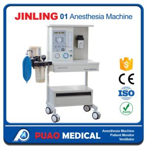 Jinling 01 Standard Model Anesthesia Machine pictures & photos