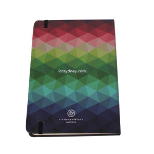 Eco Recycled Paper Hard Cover Notebook pictures & photos