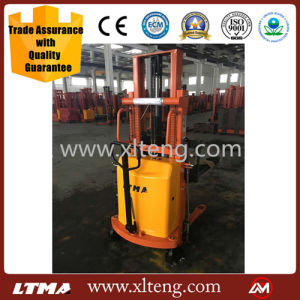 Ltma Hot Product Manual / Semi Electric Stacker/ Pallet Lifter pictures & photos