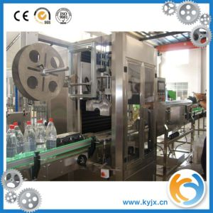 Automatic Plastic Bottle Water Labeling Machinery pictures & photos