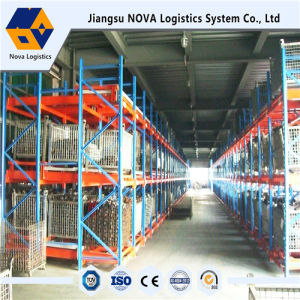 Heavy Duty Push Back Racking with High Quality pictures & photos