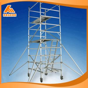 Aluminum Movable Scaffolding, Scaffolding Platform for Sale pictures & photos