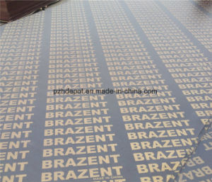 1220X2440/1250X2500/610X2500mm Film Faced Plywood for Construction pictures & photos