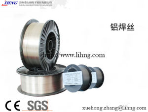 Pure Aluminium Alloy Welding Wire Er1100 pictures & photos