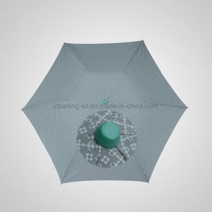 3 Fold Manual Reverse Fashion Lady Sun Umbrella (JF-MMO309) pictures & photos