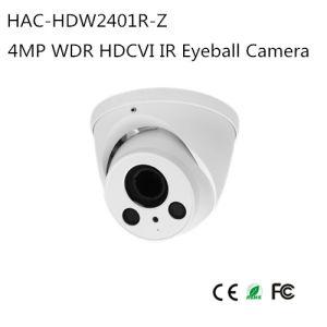 4MP WDR Hdcvi IR Eyeball Camera (HAC-HDW2401R-Z) pictures & photos