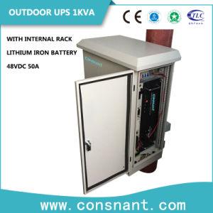 48VDC IP55 Outdoor Online UPS with Rack Mount Power Module pictures & photos