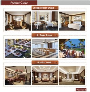 Hotel Restaurant Furniture Wood Dining Table and Chair pictures & photos