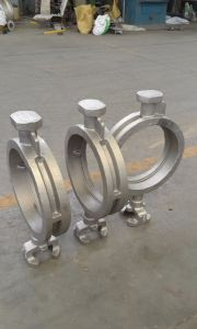 Valve Dn350 Sand Casting Wcb pictures & photos