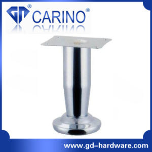 High Quality Contemporary Adjustable Stainless Steel Furniture Sofa Legs (J044) pictures & photos