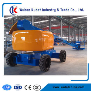 Telescopic Boom Lift Cherry Picker (GTBZ14Z) pictures & photos