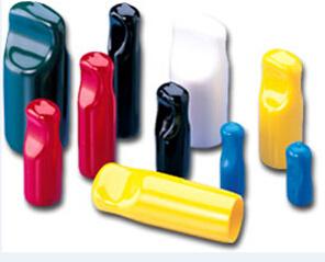 Round Soft Plastic Caps