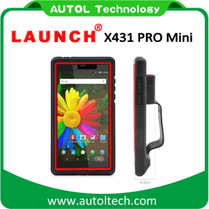 100% Original Launch X431 PRO Mini with Bluetooth Function Free Update Online Mini X431 PRO Auto Diagnostic Tool pictures & photos