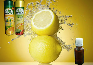 Fragrance for Making Cosmetic, for Air Freshener, Lemon Fragrance