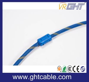 High Speed 1.4 V HDMI Cable 1.5m pictures & photos