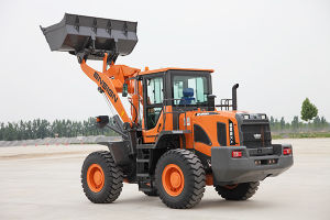China Wheel Loader Supplier 3 Ton Front End Loader with Deutz Engine pictures & photos