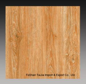 Building Material 600X600mm Wook Look Rustic Porcelain Floor Tile (TJ6616) pictures & photos
