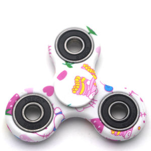 Hot Sale High Speed 2017 Camouflage Fidget Finger Spinner pictures & photos
