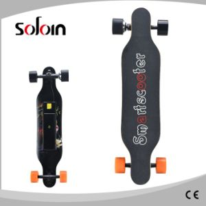 >12 Age Remote Control Lithium Battery 4 Wheel Hoverboard Electric Skateboard (SZESK002) pictures & photos