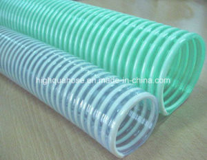 Food Grade Water Suction Hose PVC Corrugated Suction Hose pictures & photos