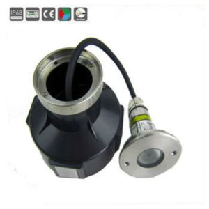3W RGB IP68 LED Underwater Swimming Pool Lamp pictures & photos