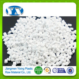 White Filler Masterbatch Used for Plastic Film/Injection pictures & photos