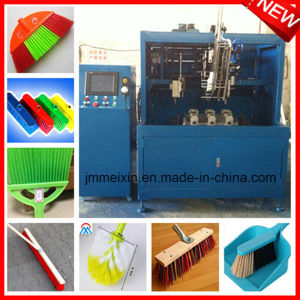 CNC 5 Axis 3 Heads Drilling and Tufting Brush Machine pictures & photos
