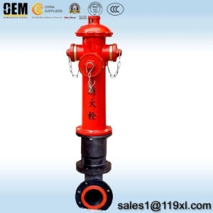 Outdoor Aboveground Fire Hydrant Ss150/80-1.6 pictures & photos
