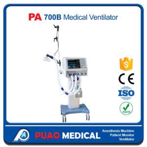 High Quality Ventilator Breathing Machine, Transport/ICU Ventilator Machine pictures & photos