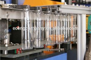 4 Cavities Automatic Water Bottle Blowing Mold Machine pictures & photos