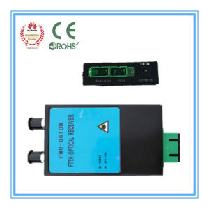 FTTH Mini Optical Receiver with Wdm One or Two RF Output Port Fwr 8610W pictures & photos