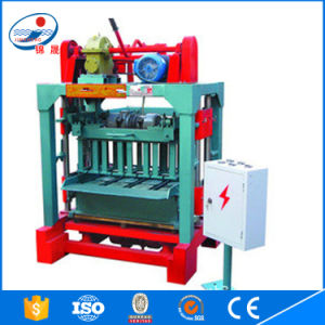 Hydraulic Mobile Concrete Block Brick Making Machine pictures & photos