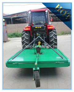 Tractor Slasher Mower SL180, 6foot Toper Mower Slasher, Pto Shaft with Clutch with 90HP Tractor pictures & photos