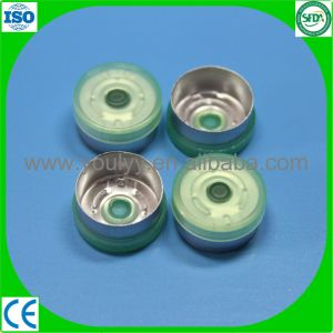13mm Aluminum Plastic Cap for Bottle pictures & photos
