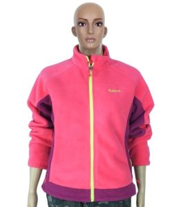 OEM Polyester Breathable Soft Outdoor Rain Jackets for Adult pictures & photos