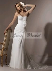 2011 Wedding Dress (SW0016)