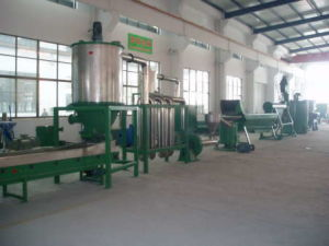 PP, PE Film Recycling Line