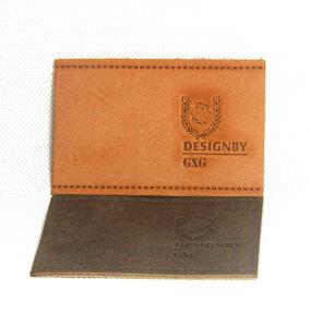 Garments Accessories Leather Label Patch Cloth Label pictures & photos