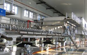 Corrugating Paper Machine, 2400 mm Kraft Paper Machinery, pictures & photos