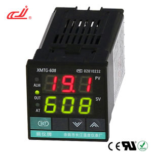 Xmtg-608 Intelligence Dual Row 3-LED Display Temperature Controller pictures & photos