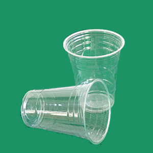 Disposable Plastic Cup (CXDC-001)