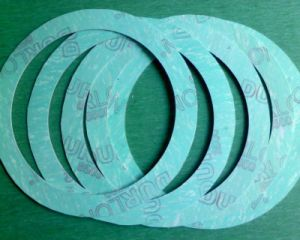 Non-Asbestos PTFE Gasket with Synthetic Fibre Aramid Material pictures & photos