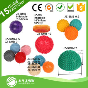 No9-7 Spiky Massage Ball Message Ball Half Massage Ball