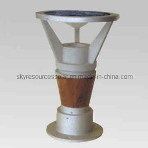 SRS Solar Lawn Light with Ultra-Bright White Light (YZY-CP-053) pictures & photos